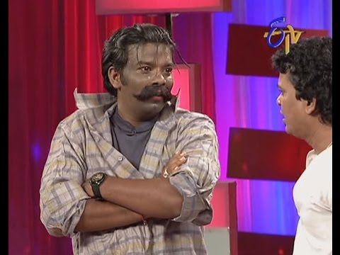 Jabardasth - ????????? - Sudigaali Sudheer Performance on 31st July 2014 01 August 2014 08 AM