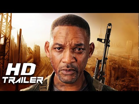 "I AM LEGEND 2 (2021) WILL SMITH - TEASER TRAILER CONCEPT "" LAST MAN ON EARTH """