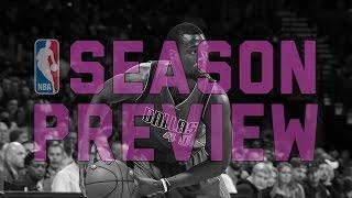 NBA Season Preview Part 8 - The Starters by NBA