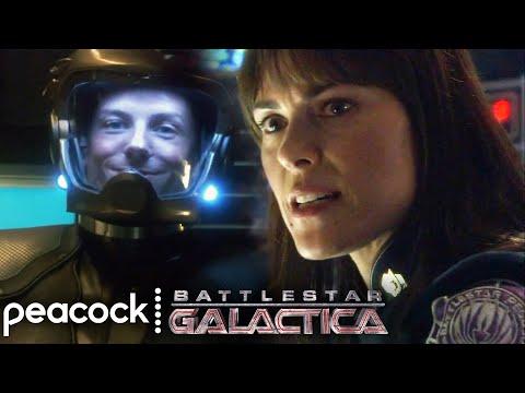 Battlestar Galactica | Pegasus Vs Galactica