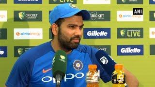 India vs Australia: Got to give respect to Australian bowlers, says Rohit Sharma