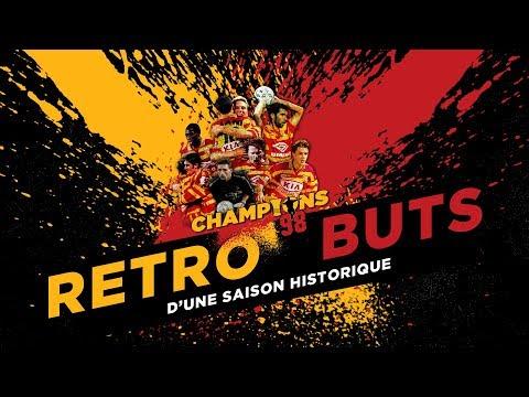 Champions98 : Retro buts d'une saison historique