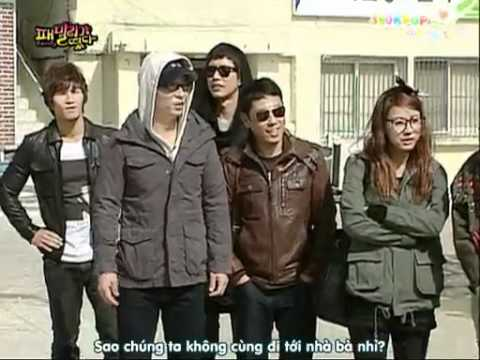 [Vietsub] Family Outing ep 72 1/8