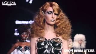 AMSTERDAM FASHION WEEK L'ORÉAL PROFESSIONNEL CATWALK HAIRSHOW (LONG VE...