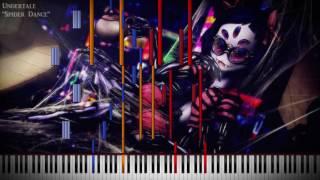 "Video [Black MIDI] Undertale - ""Spider Dance"" 77K Notes MP3, 3GP, MP4, WEBM, AVI, FLV Agustus 2018"