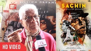 Lalu Makhija Expert Review On Sachin A Billion Dreams Movie | Sachin Full Movie Review