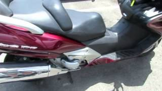 7. 2009 Honda Silverwing FSC 600 #171 - MVI 8263