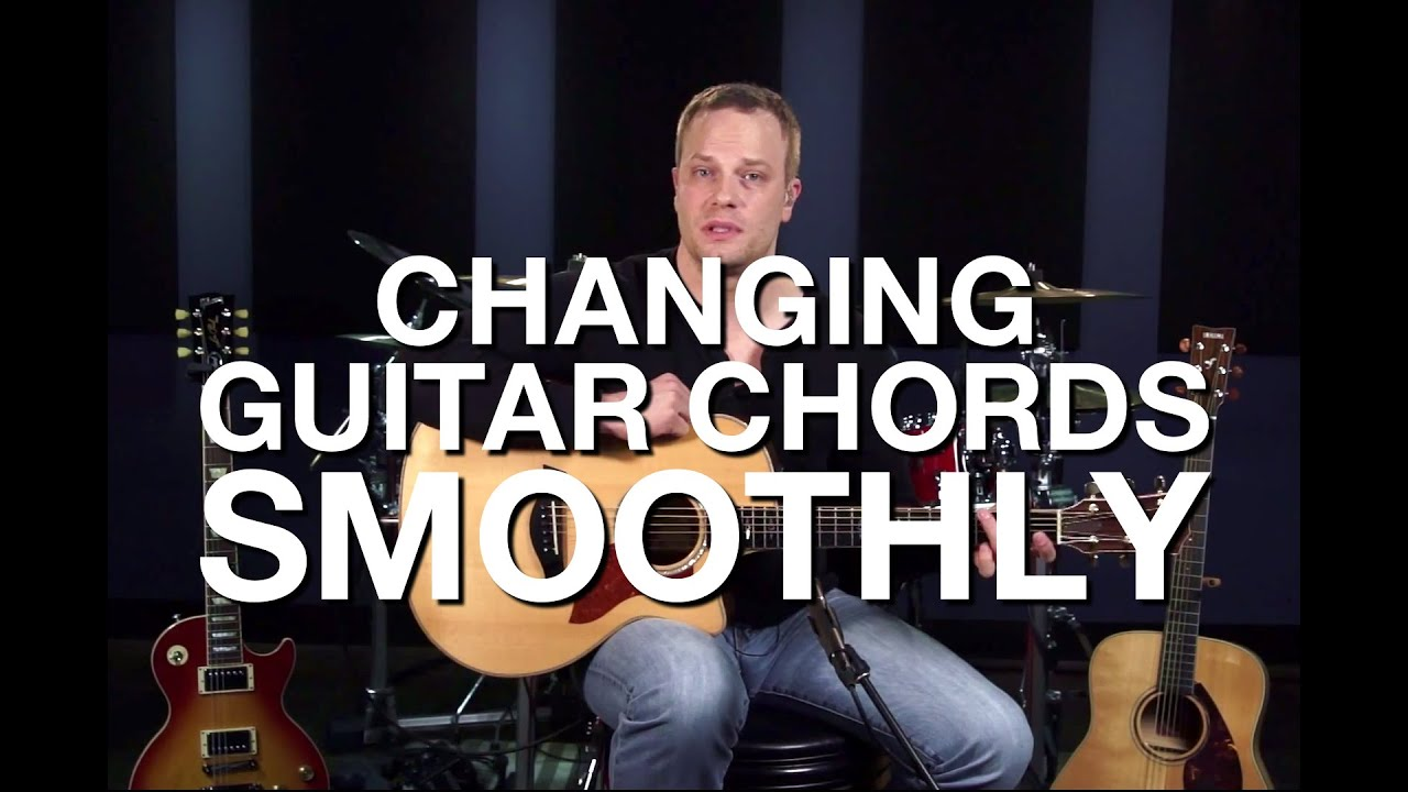 Changing Guitar Chords Smoothly – Beginner Guitar Lesson