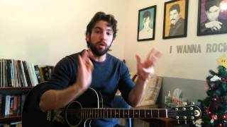 Haim - The Wire (Guitar Chords & Lesson) by Shawn Parrotte