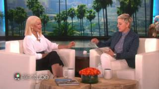 Video Christina Aguilera Singing Beyonce, Rihanna, Madonna, Lady Gaga & More on Ellen Show. MP3, 3GP, MP4, WEBM, AVI, FLV Mei 2018