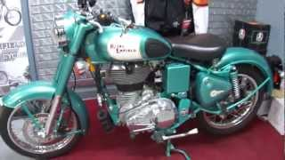 6. 2011 ROYAL ENFIELD BULLET C5 CLASSIC