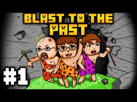 BLAST TO THE PAST #1 - Our First Night w/ Chimney, Luclin, & Paulsoaresjr (HD)