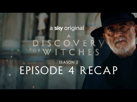 A Discovery Of Witches: Series 2 Episode 4 in 2 minutes