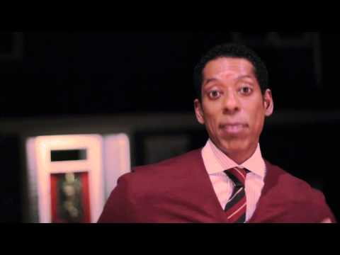 Orlando Jones 2013 SD Comic Con Hug Me Contest Winner - Denley