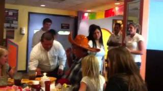 Awkward Mexican Birthday Song