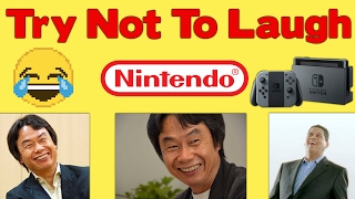 The Funniest Nintendo Switch pictures on the internet, can you go through the whole video without laughing? I bet you can't!