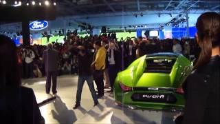 Kareena Kapoor Unveils New DC Design Cars: Auto Expo 2014 829223 YouTubeMix