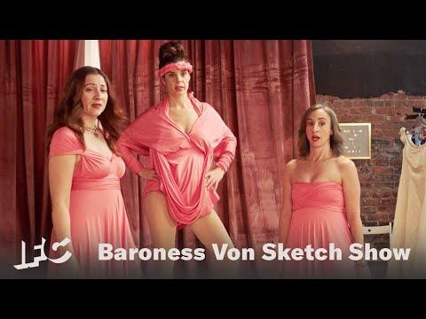 Season 5 Official Trailer (2020) | Baroness von Sketch Show | IFC