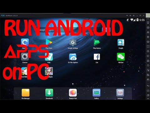 Run Android On PC Easy Method 2019 WORKING |DEVS TRICKS BACKUP|