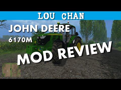 John Deere 6170M Full