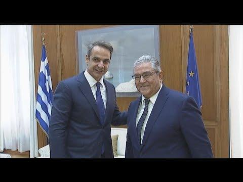 Δ.Κουτσούμπας: Να εξασφαλιστεί η ψήφος Ελλήνων που εργάζονται, ζουν και σπουδάζουν σε άλλες χώρες