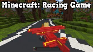 Minecraft: The Racing Game (Kart Racing Store Map)