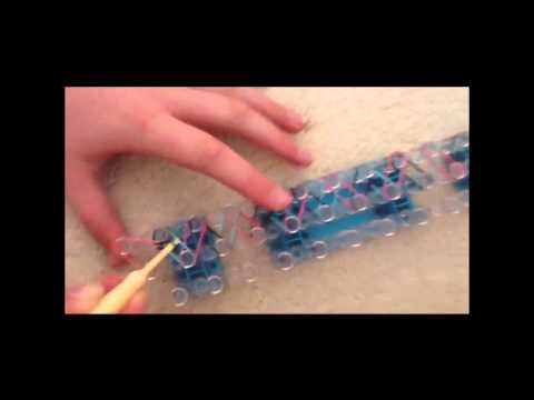 How to: Rainbow Loom for beginners