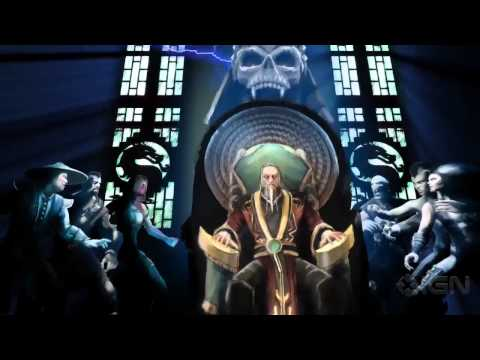preview-Mortal Kombat: Official Shang Tsung Trailer