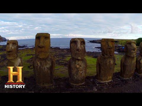 Ancient Aliens: The Easter Island Mystery (Season 13) | History