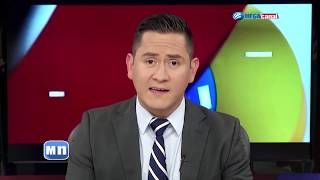 Conductor de noticiero en VIVO (DEMO REEL HD) Manuel Bravo, Anchorman