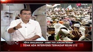 Video Kubu Jokowi Dituding Batalkan Jambore Relawan 212, Begini Jawaban Jubir TKN - Special Report 27/11 MP3, 3GP, MP4, WEBM, AVI, FLV Desember 2018