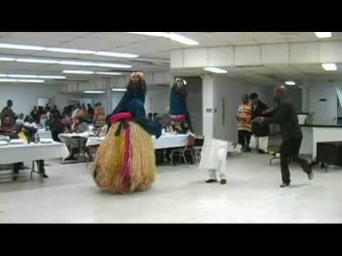 Enugu State Masquerade Dance