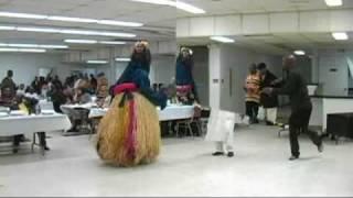 Enugu  Masquerade Dance
