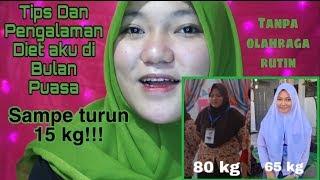 Download Video CARA MENURUNKAN BERAT BADAN 15 KG DI BULAN PUASA | Pengalaman Diet | Vina Wardah S MP3 3GP MP4