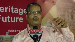 Prof. Upendra Padhi, Founder & Director, IMS, Bhubaneswar - ICICH Event 2017 - DAY 1 - Interview