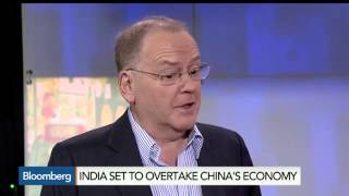 China-India Rivalry: William Mellor Interviewed on Bloomberg TV