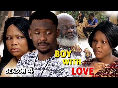 Boy With Love Season 4 - Zubby Michael 2019 Latest Nigerian Nollywood Movie Full Hd