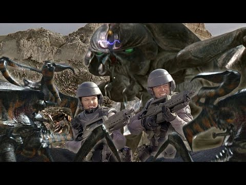 Will We Ever See A STARSHIP TROOPERS Reboot? – AMC Movie News