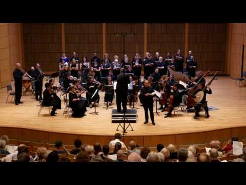 Mountainside Baroque performs Handel's \