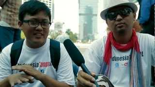 Video Report Dialog #IndonesiaTanpaJIL & Bule Jewish