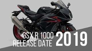2. 2019 Suzuki GSX R1000 Specs | Release Date