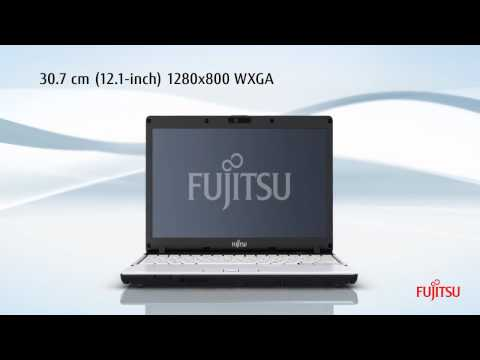 Fujitsu Lifebook P701 Budget Ultraportable Business Notebook.mp4