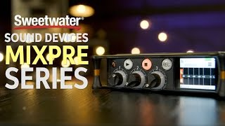Paul Isaacs from Sound Devices presents the MixPre series of audio recorders/mixers/USB audio interfaces. And even though these portable recorders fit in the ...