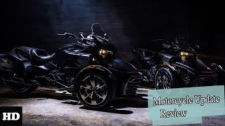 3. Hot News!! 2019 Can Am Spyder F3 S Limited Edition - Review Look in 4K
