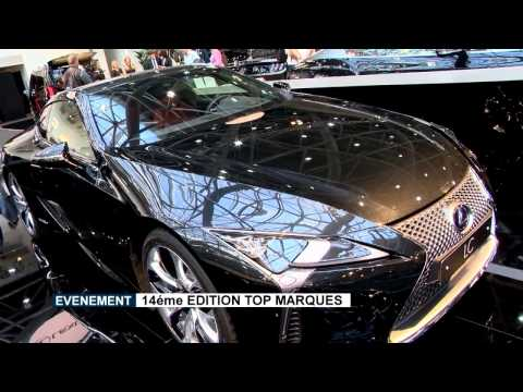 14th Top Marques Monaco exhibition