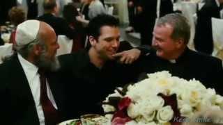 Ksiądz i rabin na weselu