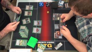Hour of Devastation Standard at Liberty Coins MTG. We had multiple events so you may see the same people playing with...