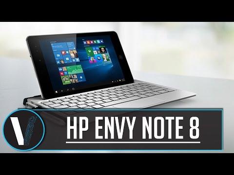 HP Envy Note 8