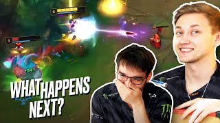 Video Rekkles & Hylissang try to predict YOUR plays! - What Happens Next?! MP3, 3GP, MP4, WEBM, AVI, FLV September 2019