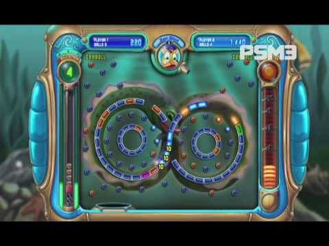 PSM3 Presents...Peggle Reviewed in 34 seconds